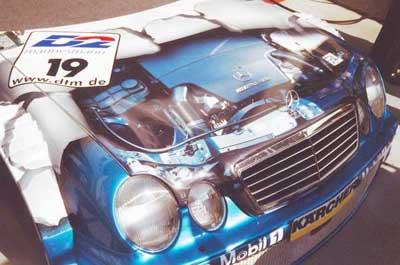 Peter Dumbreck - Graphics for car bonnets